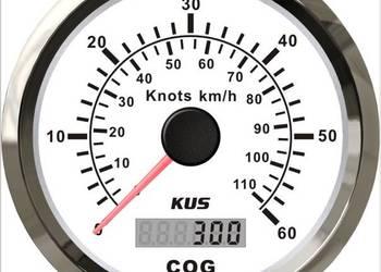 Prędkościomierz GPS do łodzi motorówki firmy KUS