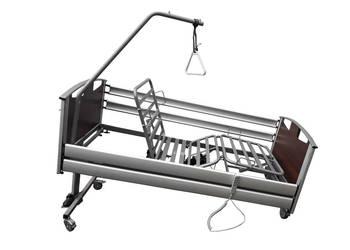 Łóżko rehabilitacyjne, szpitalne PCC Spring