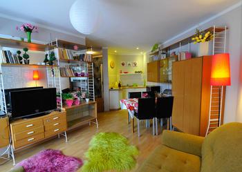 Apartament, przytulny, wyremontowany, wyposażony, bez nakładów