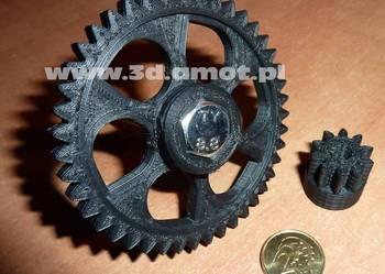 Druk 3D, FDM, części zamienne, gadżety, 3d.amot.pl