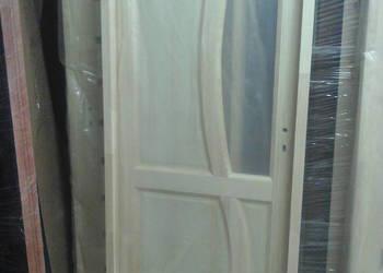 drzwi sosnowe drewniane