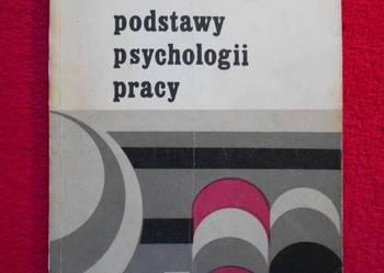 PODSTAWY PSYCHOLOGII PRACY - PIETRASIŃSKI /fa