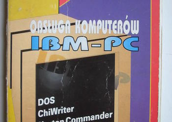 Obsługa komputerów IBM - PC (nr kat. 899)