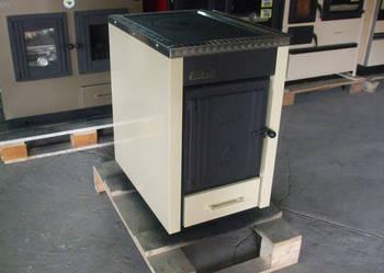 Piec kuchenny - kuchnia węglowa, Kalvis KO-2 N  krem