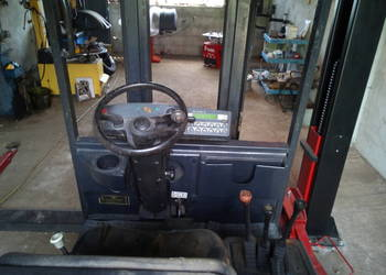 Wózek widłowy still R70 16 gaz
