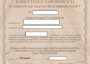 certyfikat kompetencji CPC CKZ