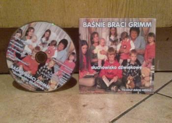 Baśnie Braci Grimm''  słuchowisko na CD