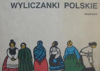 Wyliczanki Polskie - Krystyna Pisarkowa
