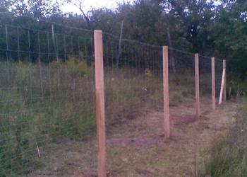 Budowa ogrodzenia Tymczasowe