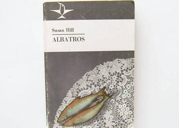 książka Albatros Susan Hill opowiadania