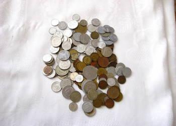 Zagraniczne Monety ZSRR Belgia Kongo Chiny i wiele innych