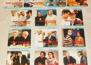 Serial Szpital na peryferiach po 20 latach na płytach VCD
