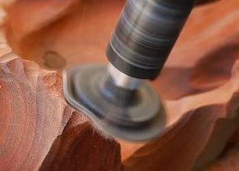 Elastyczna szlifierka 50 mm do rzeźbienia szlifowania drewna