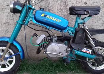Motorynka Romet