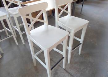 IKEA INGOLF Stołek barowy/hoker