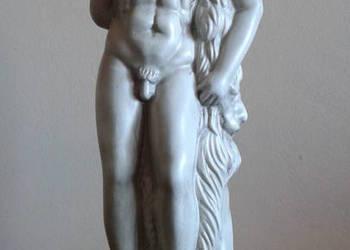 Starocie stara rzeźba figurka Zeus Antyk