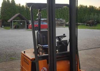 Wózek widłowy Still R50-10