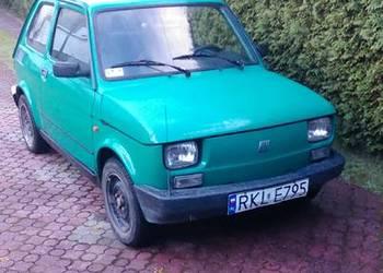"""Fiat 126p 97"""" elx, maluch TANIO"""