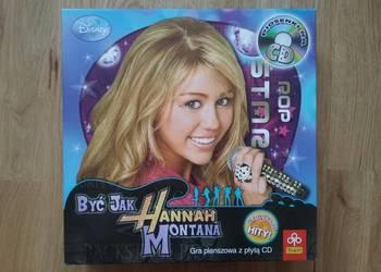 gra planszowa Być jak Hannah Montana Trefl