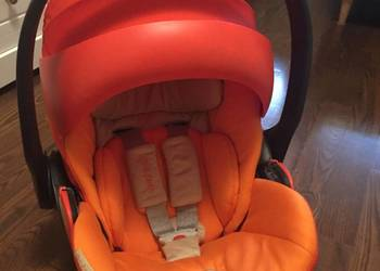 Fotelik samochodowy Cybex CLOUD Q - PLATINUM Autumn