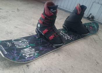 Deska Snowboardowa CRAZY BANANA