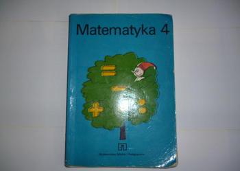 Barbara Zielińska, Matematyka 4