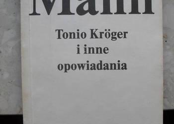Tonio Króger i inne opowiadania - Tomasz Mann
