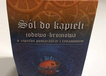 Sól z Wieliczki do kąpieli (jodowo-bromowa, 500g)