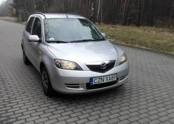 Mazda 2 2004 1.4 Centralny Elektryka Radio CD