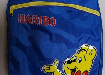 HARIBO plecak z kultowym misiem NOWY!