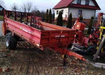 ROZRZUTNIK POTTNGER 3100 T