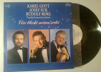 Karel Gott, Josef Suk, Rudolf Rokl: Veci blizke memu srdci
