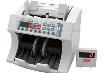Liczarka banknotów SELECTIC XC-155W Wykrywa fałszywki