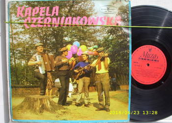 LP , folk ; KAPELA CZERNIAKOWSKA ; 2 LP.