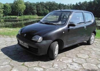 Fiat Seicento 1.1, 136.000km, 2004r
