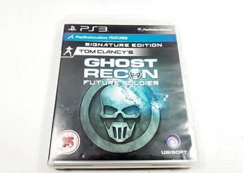 GRA NA PS3 GHOST RECON FUTURE SOLDIER