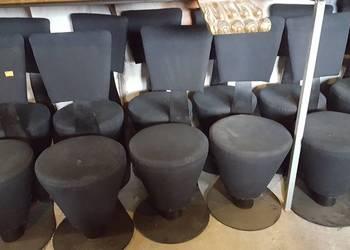 Hoker barowy, hokery, krzesła 14szt.