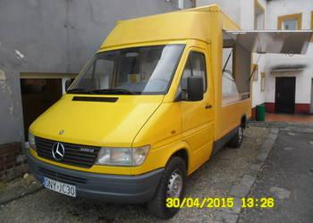 Mercedes Benz Sprinter Food Truck Mięso Wędliny WYNAJEM
