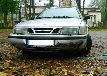 Saab 900 2.0 Turbo benzyna 1997r OKAZJA !!