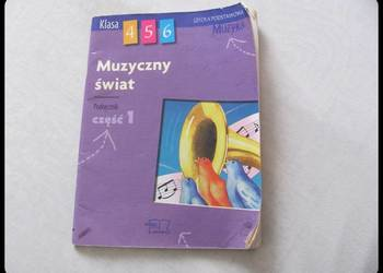 T. Wójcik: Muzyczny Świat - podręcznik do muzyki szkoła pods