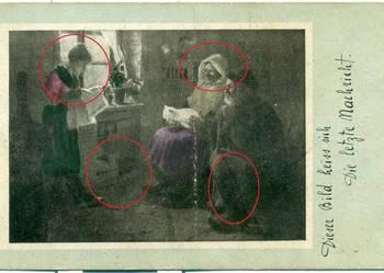 Valenca den 29 februar 1936 opis Postkarte