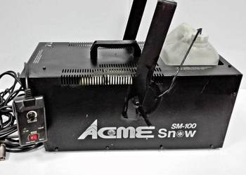 WYTWORNICA ŚNIEGU ACME SM-100 SNOW MACHINE
