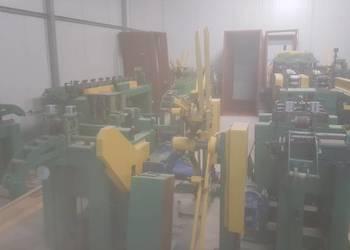 maszyny do produkcji kątowników aluminiowych