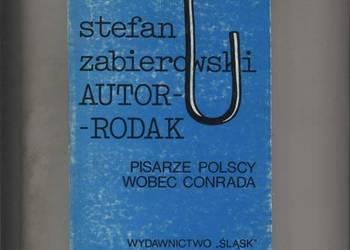 Autor-rodak    Pisarze polscy wobec Conrada