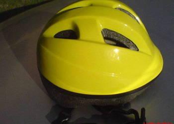 Kask na rower, quada lub inne ekstremalne sporty 48-53 cm