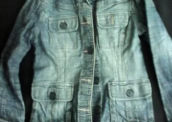 kurtka jeansowa rozm m