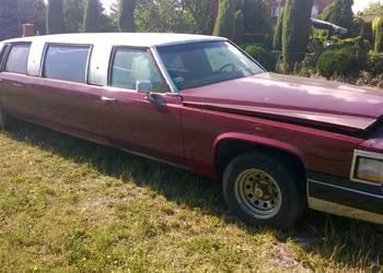 Cadillac Limuzyna