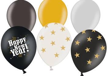 cyfry foliowe - Sylwestrowe balony i dekoracje!!!! z helem