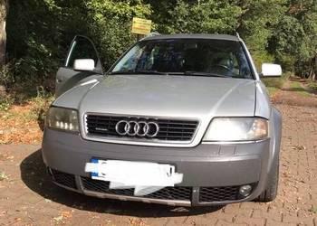 Audi A6 Allroad, 2.5 diesel, silnik BAU! 2001r.
