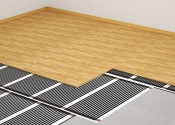 Ogrzewanie podłogowe elektryczne ekonomiczne Folia mata 2 m²